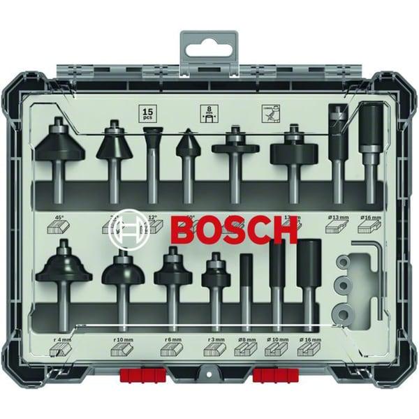 Bosch-Satz 15-teilig