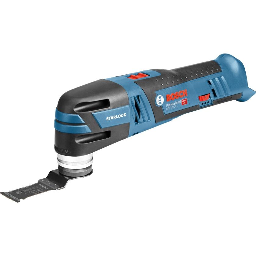 Bosch Akku-Multi-Cutter GOP 12 V-28 solo Professional, 12Volt