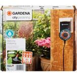 Gardena city gardening Vollautomatische Blumenkasten-Bewässerung 1407-20