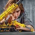 Lego Technic Spinnen-Kran