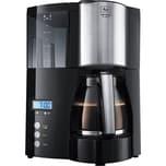Melitta Filterkaffeemaschine Optima Timer schwarz Glas/Kunststoff Optima Timer