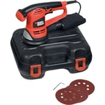 Black & Decker Exzenterschleifer KA191EK