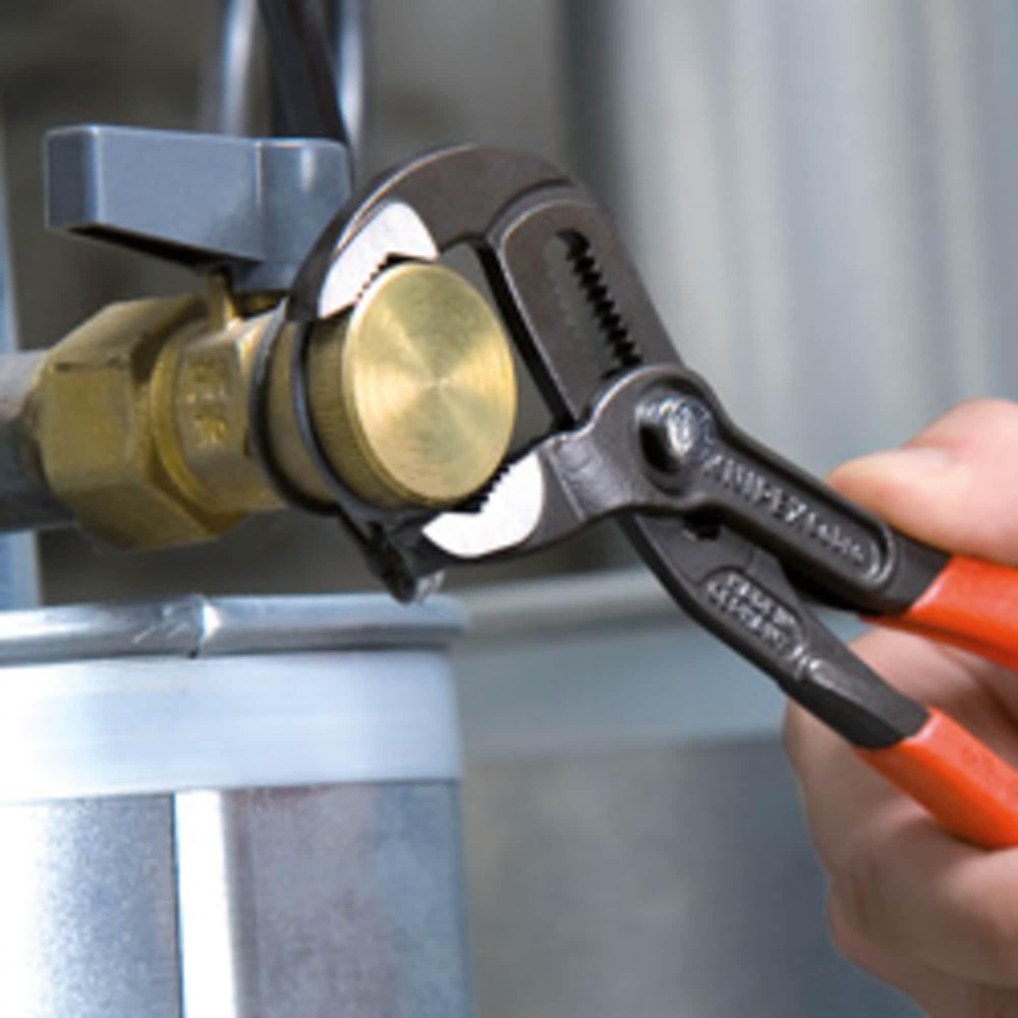 Knipex Rohr- / Wasserpumpen-Zange Cobra 87 01 180, 180mm