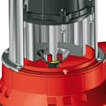 Einhell Tauch- / Druckpumpe Schmutzwasserpumpe GC-DP 1340 G