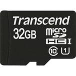 Transcend Speicherkarte microSDHC Card UHS-I 32 GB Pre