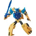 Hasbro Spielfigur Transformers Bumblebee Cyberverse Adventures Trooper-Klasse Bumblebee