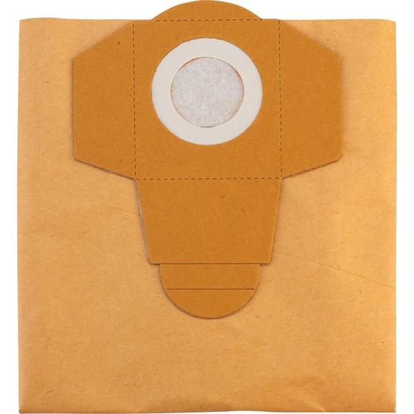 Einhell Staubsaugerbeutel Schmutzfangsack 40L, 5 Stück