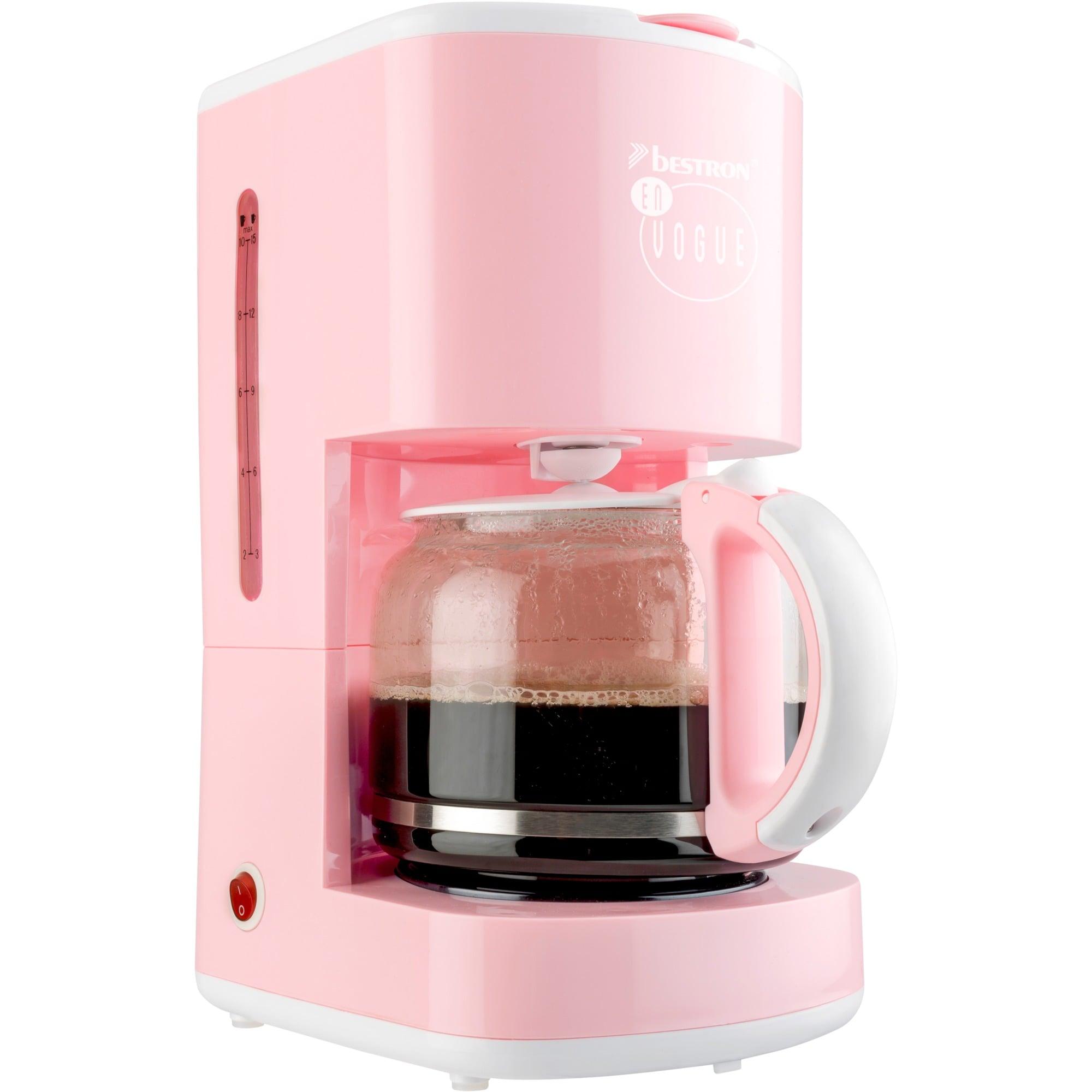 Bestron Filtermaschine ACM300EVP rosa