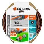 """Gardena Comfort Flex Schlauch-Set 13mm (1/2"""")"""