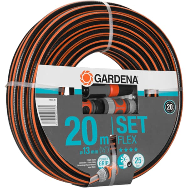 "Gardena Comfort Flex Schlauch-Set 13mm (1/2"")"