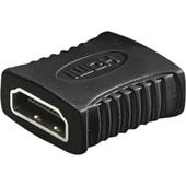 goobay Adapter HDMI-Adapter HDMI-Buchse auf HDMI-Buchse