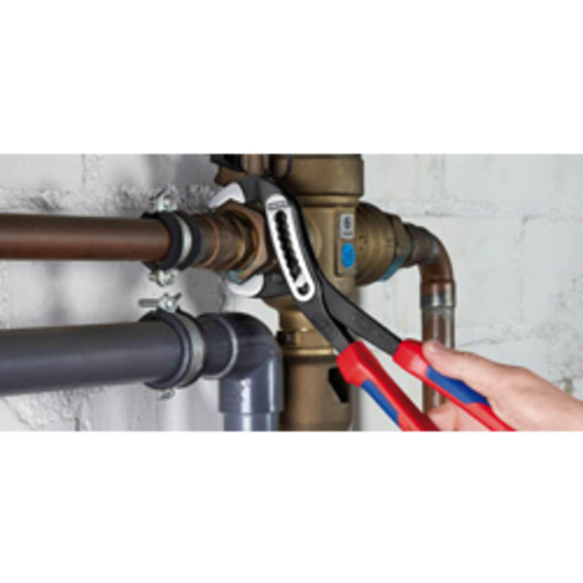 Knipex Rohr- / Wasserpumpen-Zange Alligator 88 01 300, 300mm