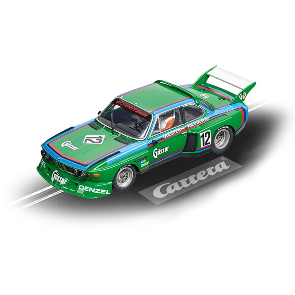 "Carrera Rennwagen Digital 132 BMW 3.5 CSL ""No.12"", 1976"