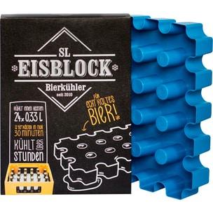 SL Eisblock Bierkühler für 0,33l Flaschen