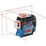 Bosch Linienlaser GLL 3-80 C Professional, L-BOXX