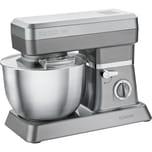 Bomann Küchenmaschine Knetmaschine KM 398CB silber