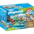 Playmobil Konstruktionsspielzeug StarterPack Kanu-Training