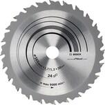 Bosch Kreissägeblatt Speedline Wood 165mm