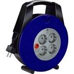 Brennenstuhl Vario Line Kabelbox 4-fach / Mini-Kabeltrommel