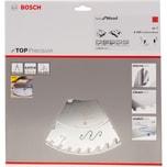 Bosch Kreissägeblatt Top Precision Best for Wood 250mm x 30mm - 40Z