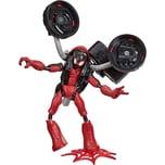 Hasbro Spielfigur Marvel Spider-Man Bend and Flex Rider