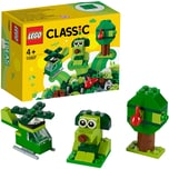 LEGO Classic Grünes Kreativ-Set