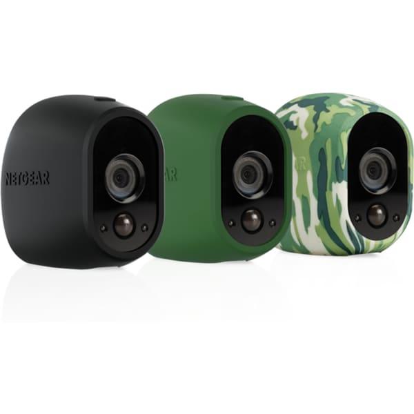 Arlo Silikonbezug schwarz/grün/tarnfarben