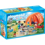 Playmobil Familien-Camping