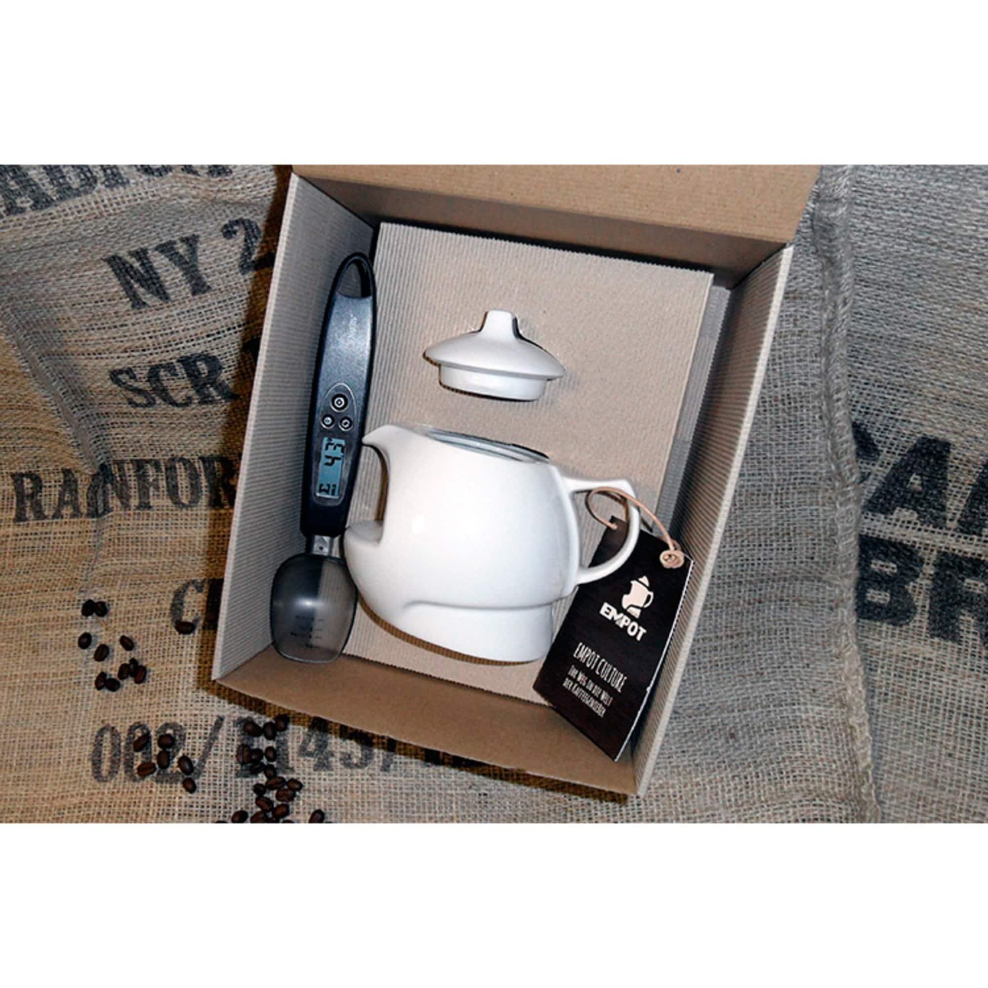 Empot-S Kaffeebereiter inkl. Kaffeewaage