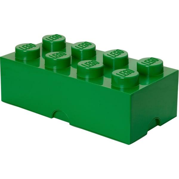 Room Copenhagen Aufbewahrungsbox LEGO Storage Brick 8 grün