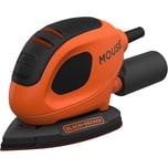 Black & Decker Deltaschleifer Kompakt-Mouse BEW230K-QS