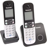 Panasonic analoges Telefon KX-TG6812GB