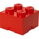Room Copenhagen Aufbewahrungsbox LEGO Storage Brick 4 rot