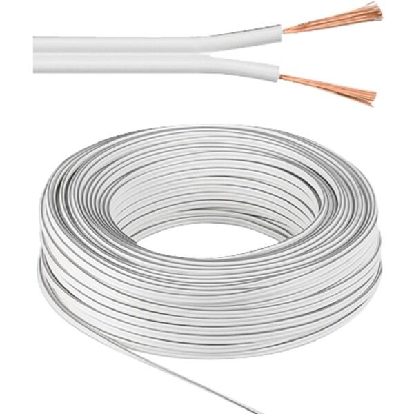 goobay Kabel Lautsprecherkabel 2x 2,5 mm²
