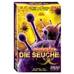 Asmodee GmbH Würfelspiel Pandemie - Die Seuche