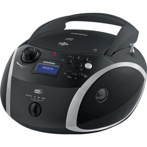 Grundig CD-Player GRB 4000 schwarz