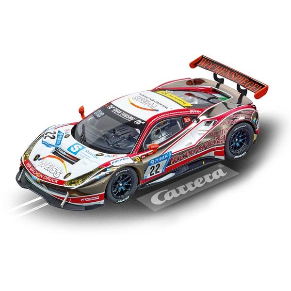 """Carrera Rennwagen Digital 132 Ferrari 488 GT3 """"WTM Racing, No.22"""""""