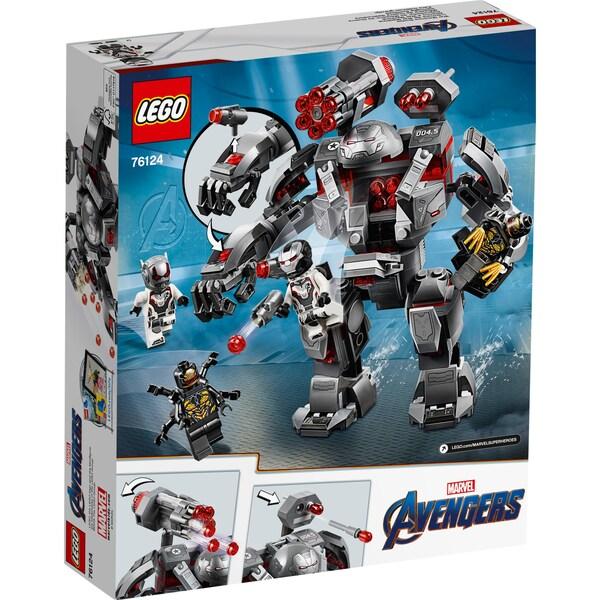 Lego Marvel Super Heroes War Machine Buster