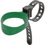 Fanclip Getränkehalter grün