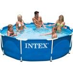 Intex Frame Pool Set Rondo, Ø 305cm x 76cm