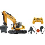 Jamara RC Bagger Liebherr R936 Destruction-Set