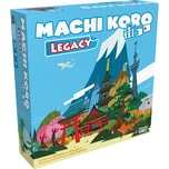 Asmodee GmbH Brettspiel Machi Koro Legacy