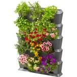 Gardena Pflanzbehälter NatureUp! Set Vertikal, mit Bewässerung