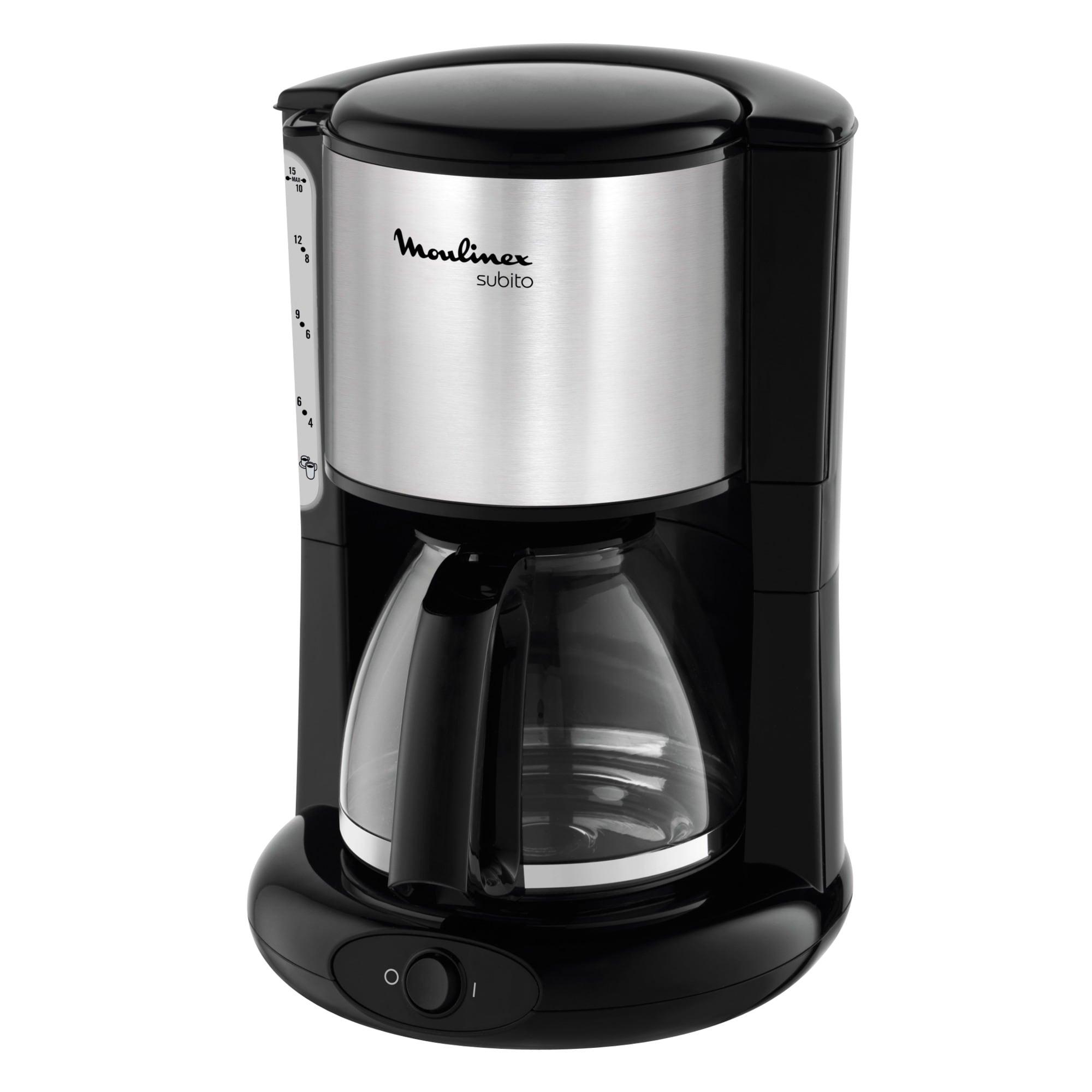 Moulinex Filtermaschine Subito FG3608