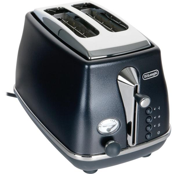 DeLonghi Toaster Icona Elements CTOE 2103.BL