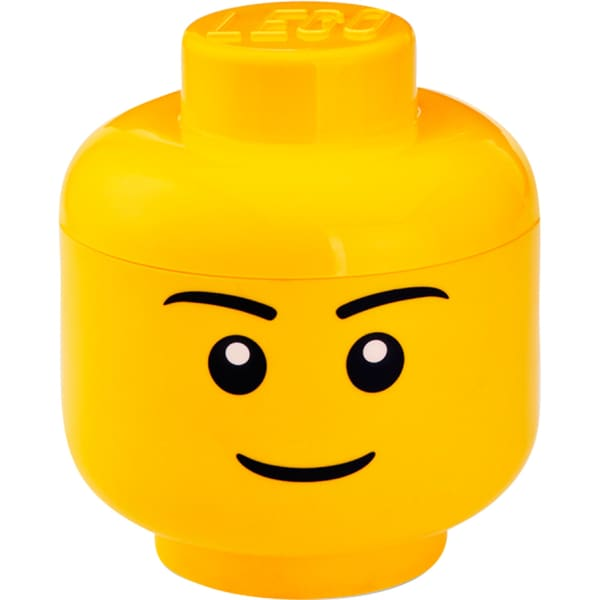 Room Copenhagen Aufbewahrungsbox Lego Iconic Storage Head