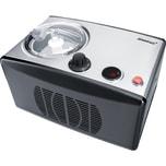 Steba Eismaschine IC 150 silber/schwarz