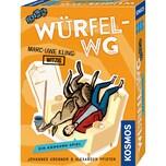 Kosmos Verlag Würfelspiel Würfel-WG (Marc-Uwe Kling)