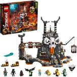 LEGO Ninjago Verlies des Totenkopfmagiers