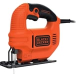 Black & Decker Stichsäge Kompakt-Stichsäge KS501